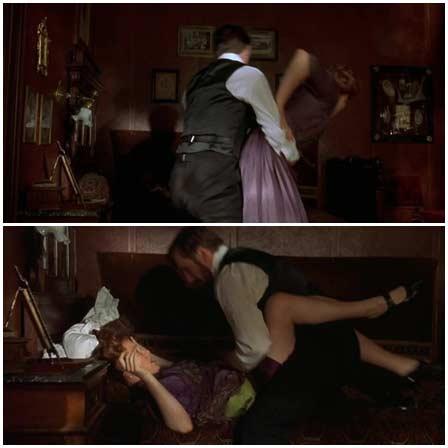 Jennifer Ehle rape scene from Sunshine (1999)