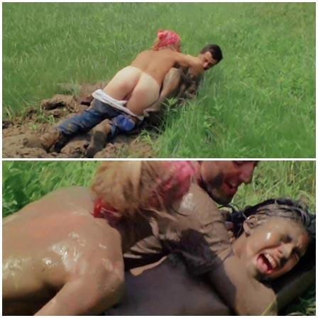 Rape Scene in Cannibal Holocaust (1980), Second Episode