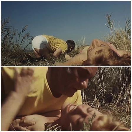 Isabelle Huppert, Rape Scene in Dupont Lajoie (1975)