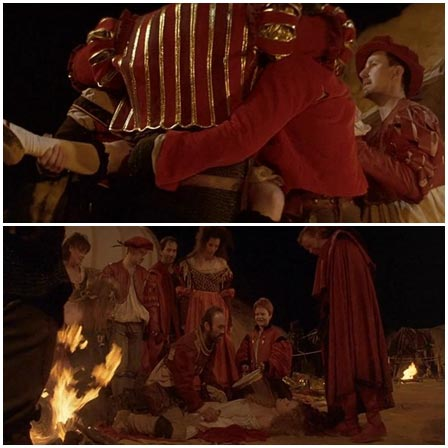 Jennifer Jason Leigh, Rape Scene in Flesh & Blood (1985)