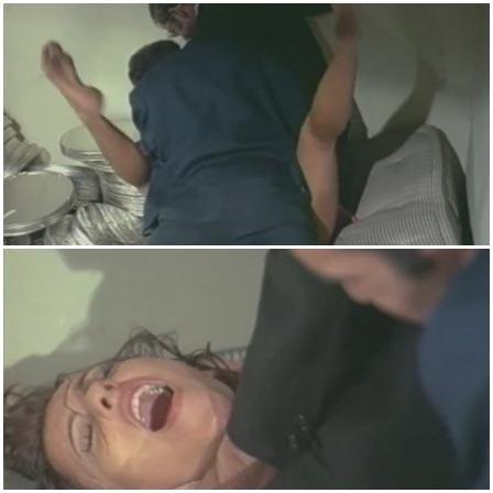 Rape scene in Reservoir Cats (1968)