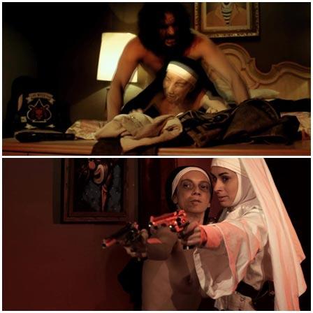 Rape Scene Ep 5, Nude Nuns with Big Guns (2010)