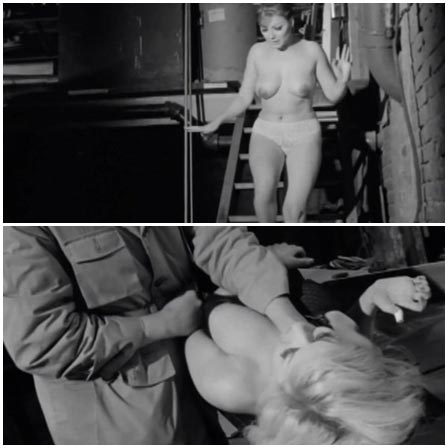 Suzanne Marre, The Touch Of Her Flesh (1967)