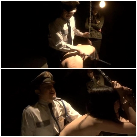 Unknown Actress, Dead Prison Woman Hunting (2011)