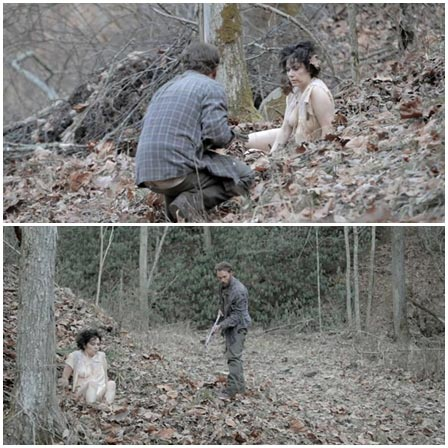 Assault in the forest, Child of God (2013)