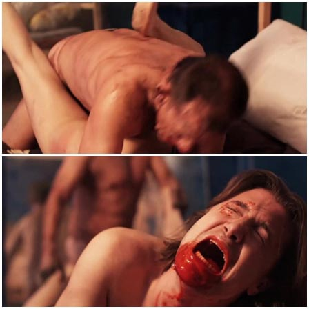Male Rape scene, Someone's Knocking at the Door (2009)