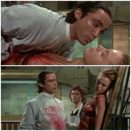 Dalila Di Lazzaro, Flesh for Frankenstein (1973)