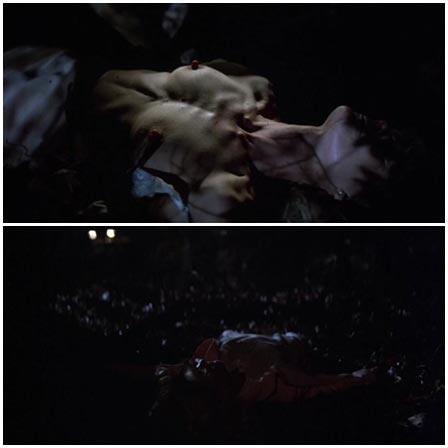 Bibi Besch in The Beast Within (1982)
