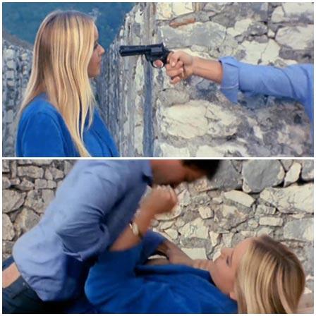 Gloria Guida, Blue Jeans (1975)