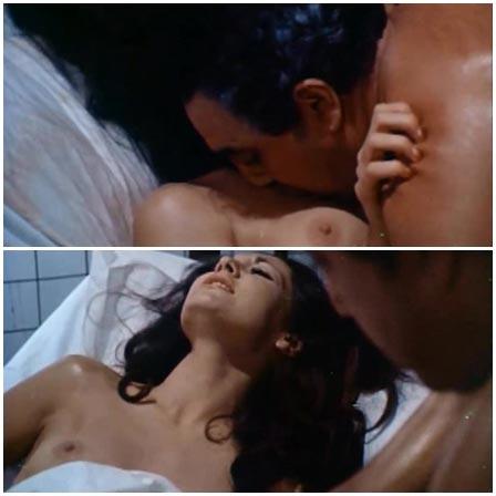Joyce Danner, Eve Reeves in Behind Locked Doors (1968) scene 2