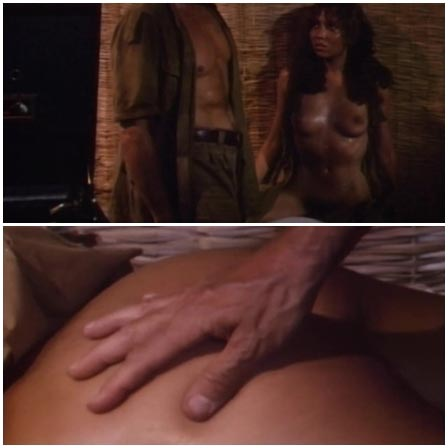 Forced to sex in prison, Escape from Hell (1980)