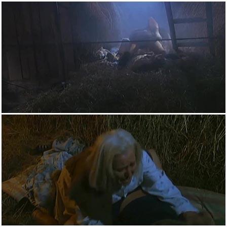 Rape scene, Bliznecy (2004)