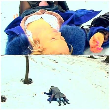 Rape Scene in Stupeur et tremblements (2003)
