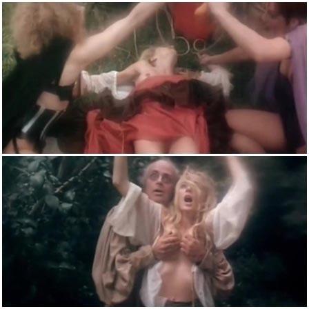 Cheryl Smith, Cinderella nel regno del sesso (1977)