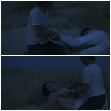 Elisabetta Valgiusti in Midnight Blue (1979)