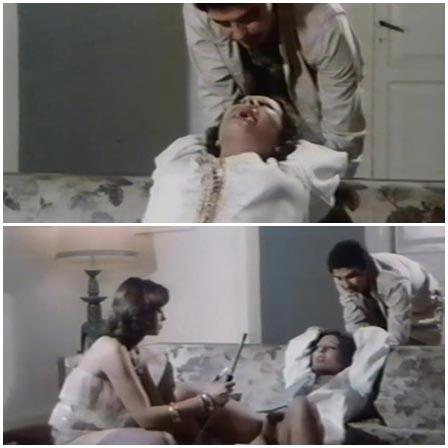 Lina Romay, La noche de los sexos abiertos (1983)