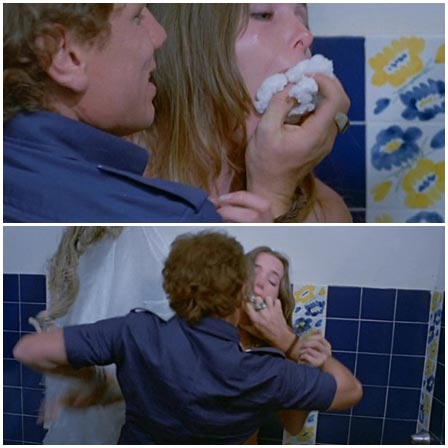 Florinda Bolkan, Sherry Buchanan in La settima donna (1978)
