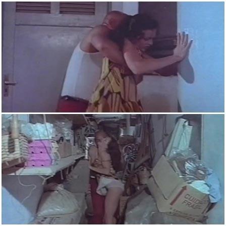 Patricia Scalvi, Le Porno Detenute (1977)