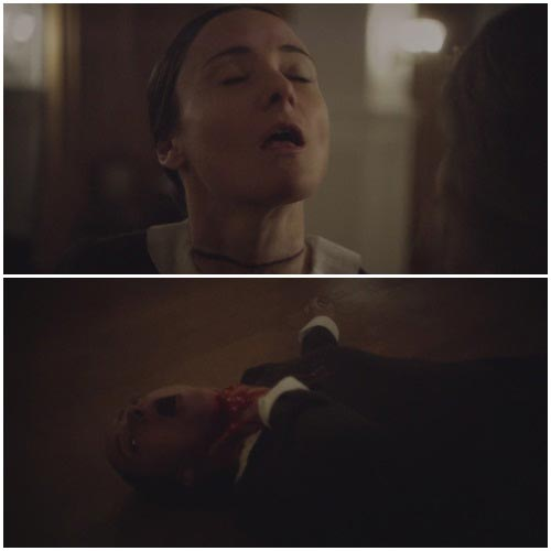The Institute, 2017, Tamzin Brown, mainstream scene, 1080p, throat slitting