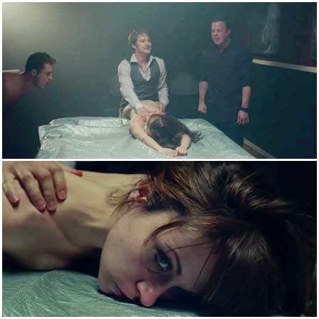 Tahyna Tozzi Rape Scene, Julia (2014)