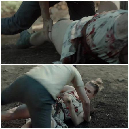 Evan Rachel Wood, Into the Forest (2015, HD 1080p)