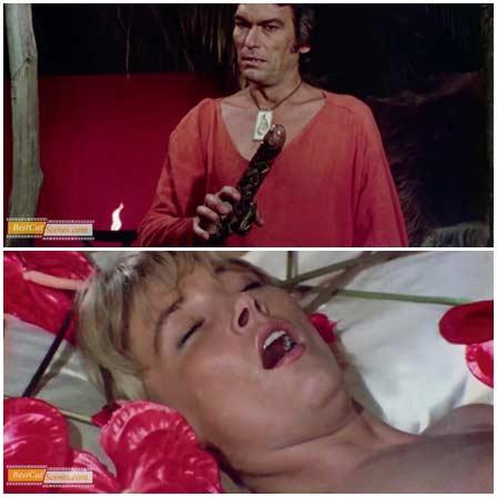 Janet Agren, Mangiati vivi! (1980)