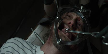 Torture from mainstream movies, video clip #1