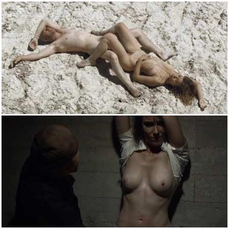 Naked Lena Morris, Ava Verne, Deborah Kara Unger - A Thought of Ecstasy (2018) Nude Scenes