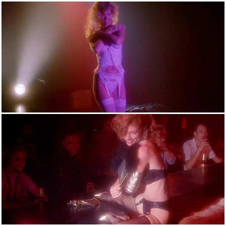 Naked Kay Lenz, Debra Lamb, Tracey Crowder@Stripped to Kill (1987) Nude Scenes
