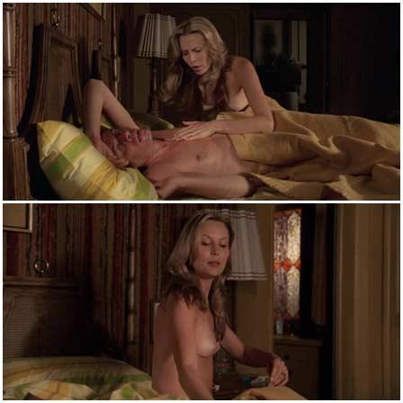 Naked Cornelia Sharpe@The Reincarnation of Peter Proud (1975) Nude Scenes
