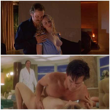 Naked Rachel Blanchard, Alison Lohman, Kristin Adams@Where the Truth Lies (2005) Nude Scenes