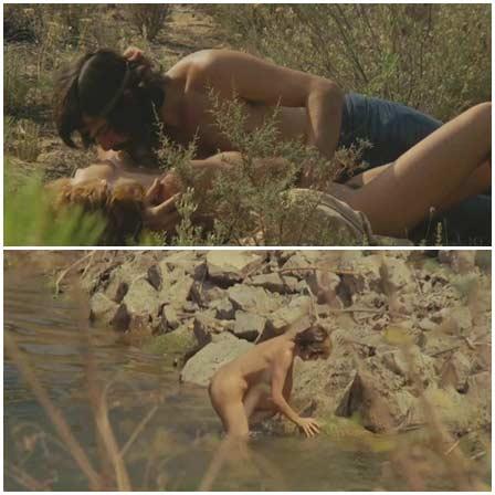 Naked Mari Carmen Nieto@Diamonds of Kilimandjaro (1983) Nude Scenes