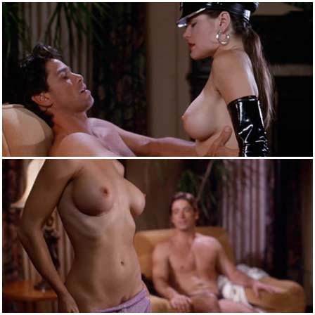 Naked Athena Massey, Rena Riffel, Elena Olanson@Undercover (1995) Nude Scenes