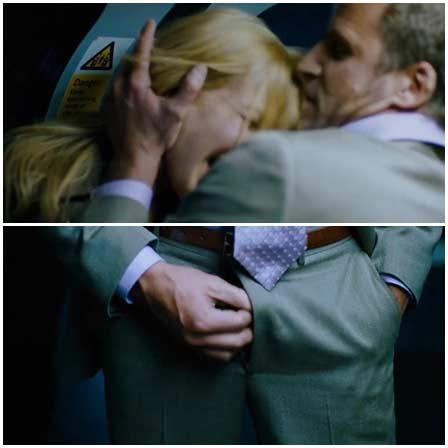 Franka Potente, Rape Attempt Scene in Creep (2004)