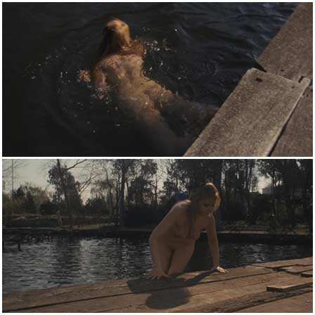 Naked Brigitte Skay@A Bay of Blood (1971) Nude Scenes
