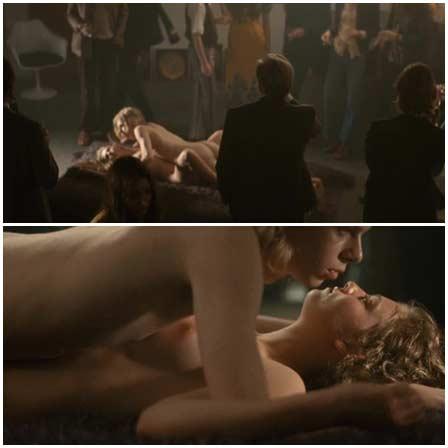 Naked Josefin Asplund, Ruth Vega Fernandez, Sofia Karemyr, Louise Peterhoff@Call Girl (2012) Nude Scenes