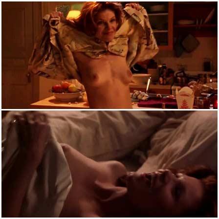Naked Lolita Davidovich@Intersection (1994) Nude Scenes