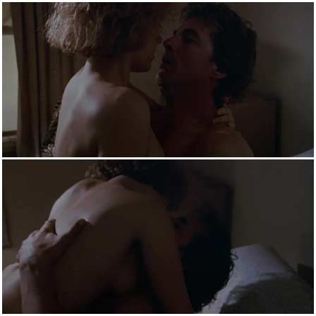 Naked Penelope Ann Miller @ Dead Bang (1989) Nude Scenes