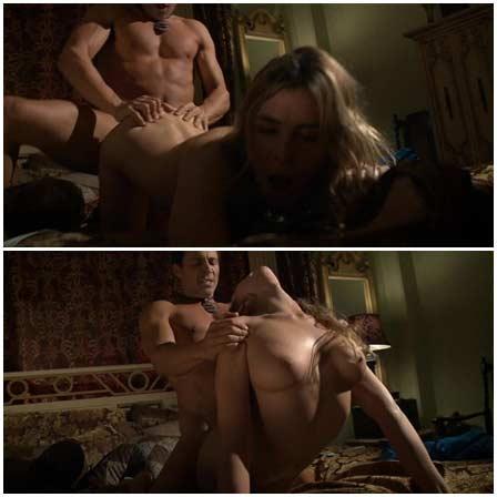 Naked Blair Williams @ High Heel Homicide (2017) Nude Scenes
