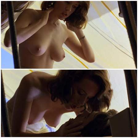 Naked Molly Ringwald @ Malicious (1995) Nude Scenes