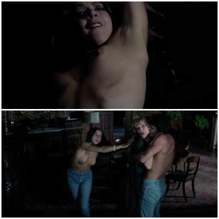 Naked Carole Laure, Gayle Hunnicutt @ Strange Shadows in an Empty Room (1976) Nude Scenes