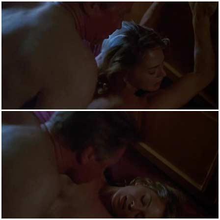 Naked Brenda Bakke @ The Fixer (1998) Nude Scenes