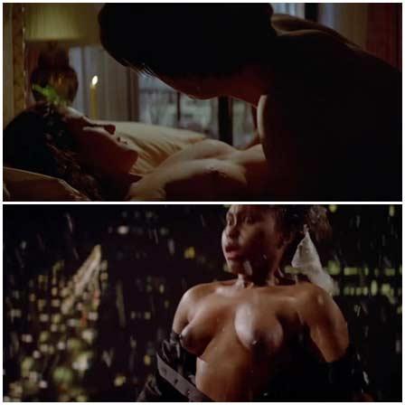 Naked Belinda Bauer, Helen Curry @ Winter Kills (1979) Nude Scenes