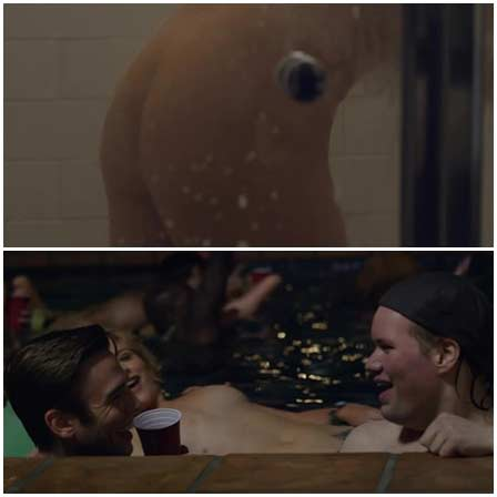 Naked Andrea Hunt, Sarah Agor, Cheyann Dillon, Chloe Berman, Taryn Piana @ WTF! (2017) Nude Scenes