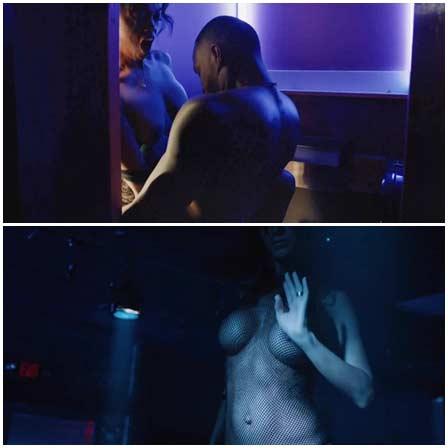 Naked Sharon Leal @ Addicted (2014) Nude Scenes