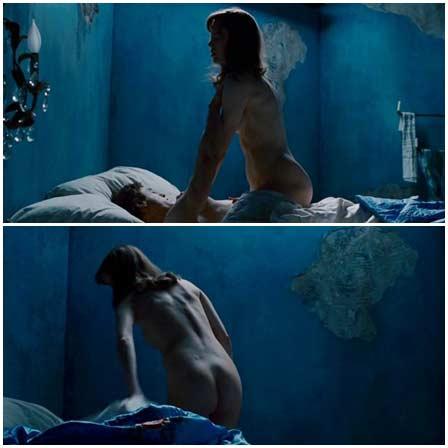 Naked Nicole Kidman @ Fur: An Imaginary Portrait of Diane Arbus (2006) Nude Scenes