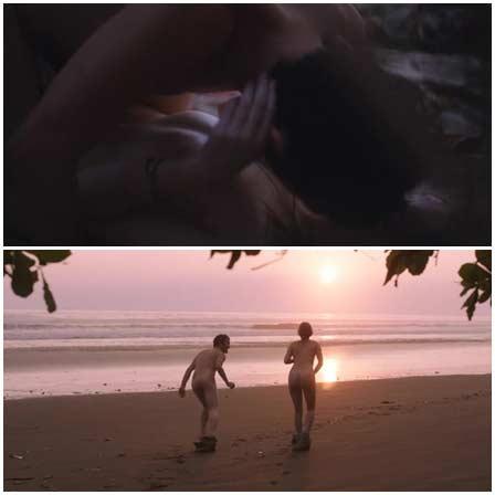 Naked Haley Bennett @ Deep Powder (2013) Nude Scenes