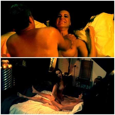 Naked Erin Marie Garrett @ The Harrowing (2016) Nude Scenes