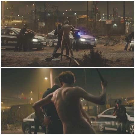 Naked Mackenzie Davis @ Terminator: Dark Fate (2019) Nude Scenes