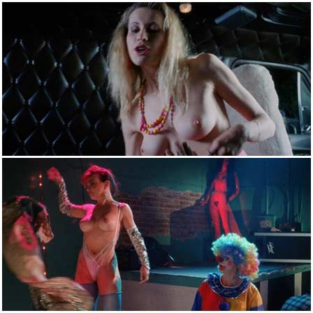 Naked Elizabeth Kaitan, Toni Alessandrini @ Vice Academy 3 (1991) Nude Scenes